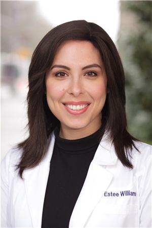 Estee Williams M D  – Diane Madfes, MD